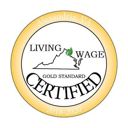 alexandra-living-wage-GOLD-standard-logo